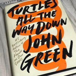 Signed John Green Book